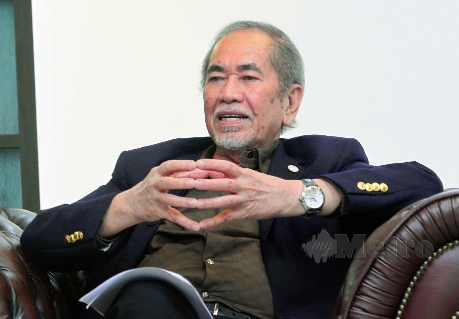 Datuk Seri Dr Wan Junaidi Tuanku Jaafar