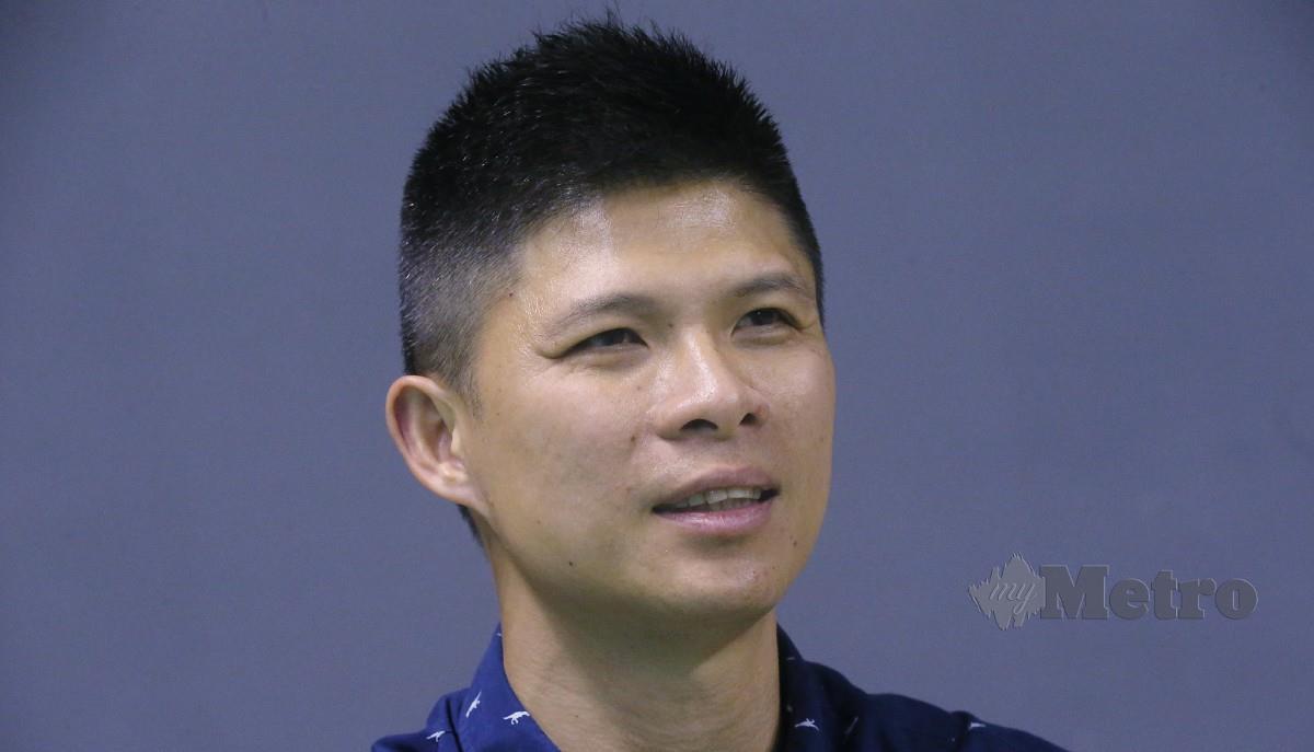 CHOONG Hann berkata BAM akan terus memantau prestasi pemain senior dan muda sebelum membariskan mereka yang layak ke kejohanan selepas ini. FOTO OWEE AH CHUN