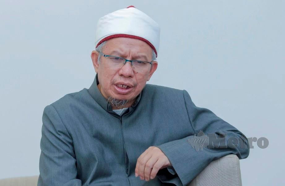 DATUK Seri Dr Zulkifli Mohamad al-Bakri. FOTO Arkib NSTP