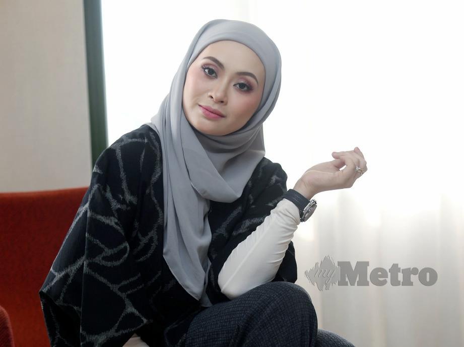 ADIRA Suhaimi. FOTO Halimaton Saadiah Sulaiman