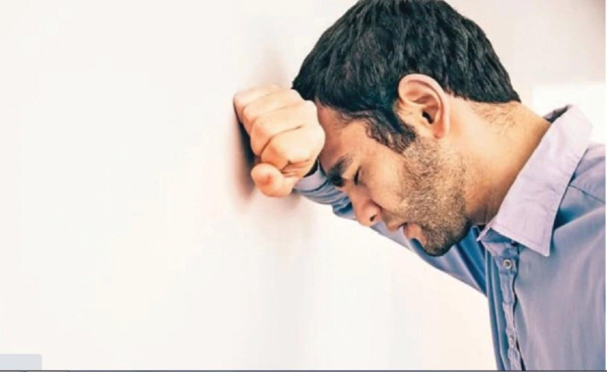 GEJALA andropos boleh menyebabkan perubahan emosi.