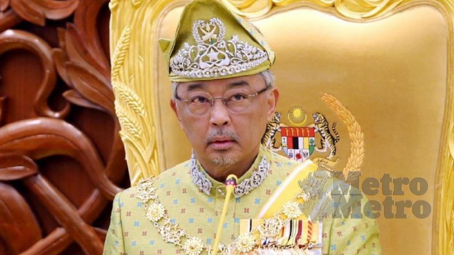 30 Julai ini cuti am sempena Hari Pertabalan Yang di-Pertuan Agong ke-16, Al-Sultan Abdullah Ri'ayatuddin Al-Mustafa Billah Shah.
