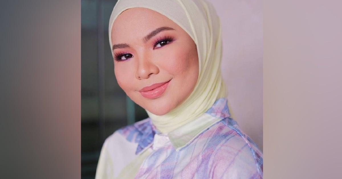 Masalah kulit wajah, Aina Abdul pernah hilang keyakinan diri