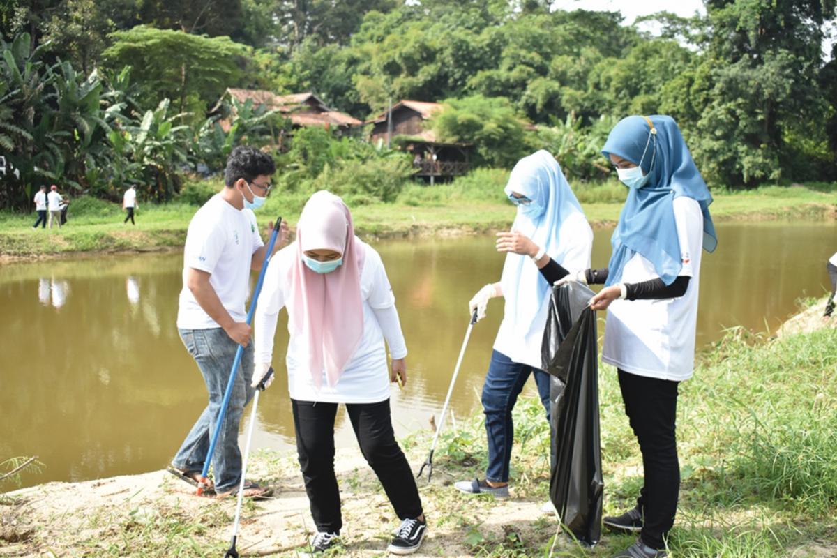 SEMANGAT sukaralewan dalam kalangan penuntut MSU College Kota Bharu.