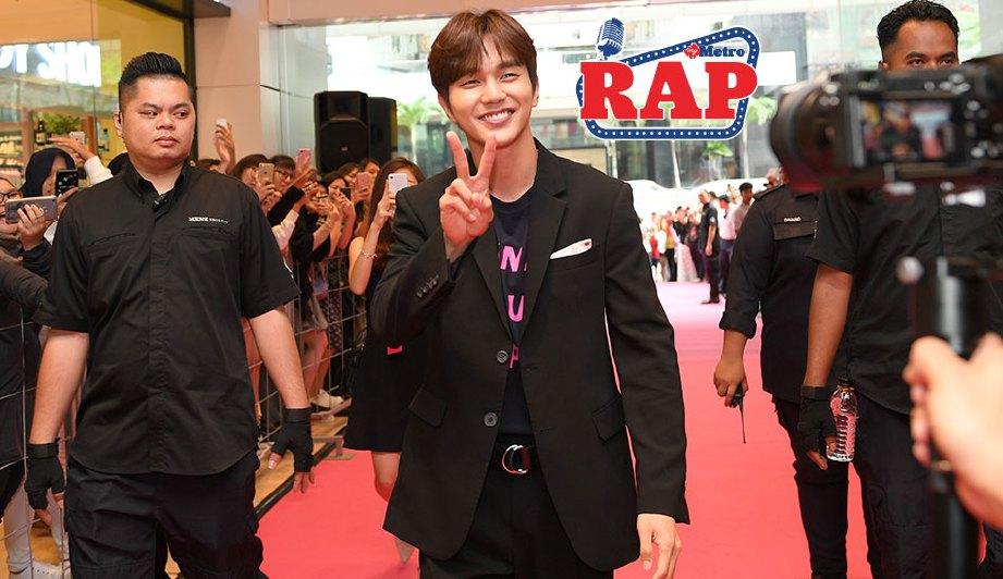 YOO Seung Ho mula dikenali seawal usia enam tahun dan kini membintangi hampir 50 drama serta filem.