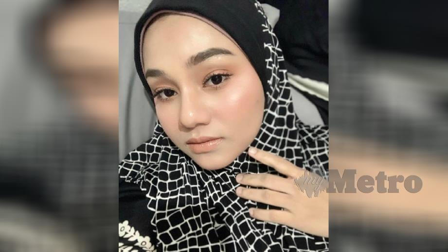 Wajah terkini Nurul Asma.