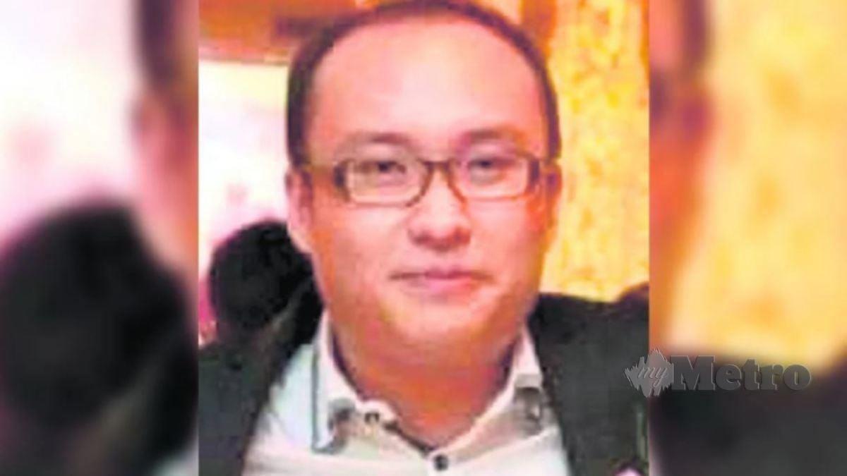 Alvin Goh. FOTO Arkib