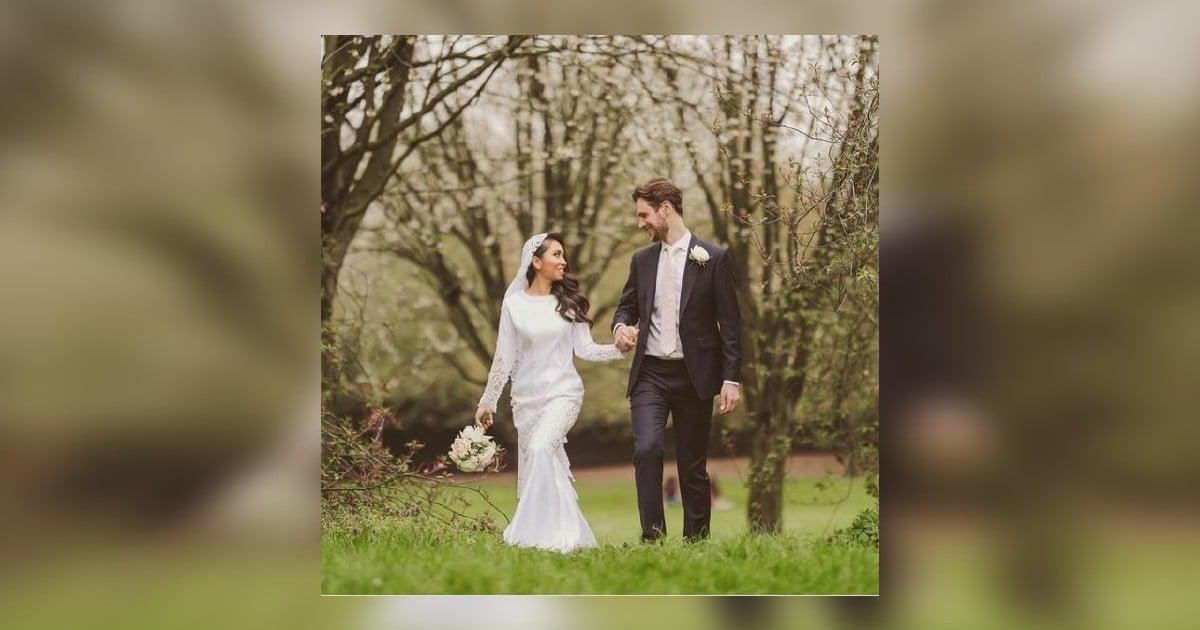 Dr Amalina sudah berkahwin