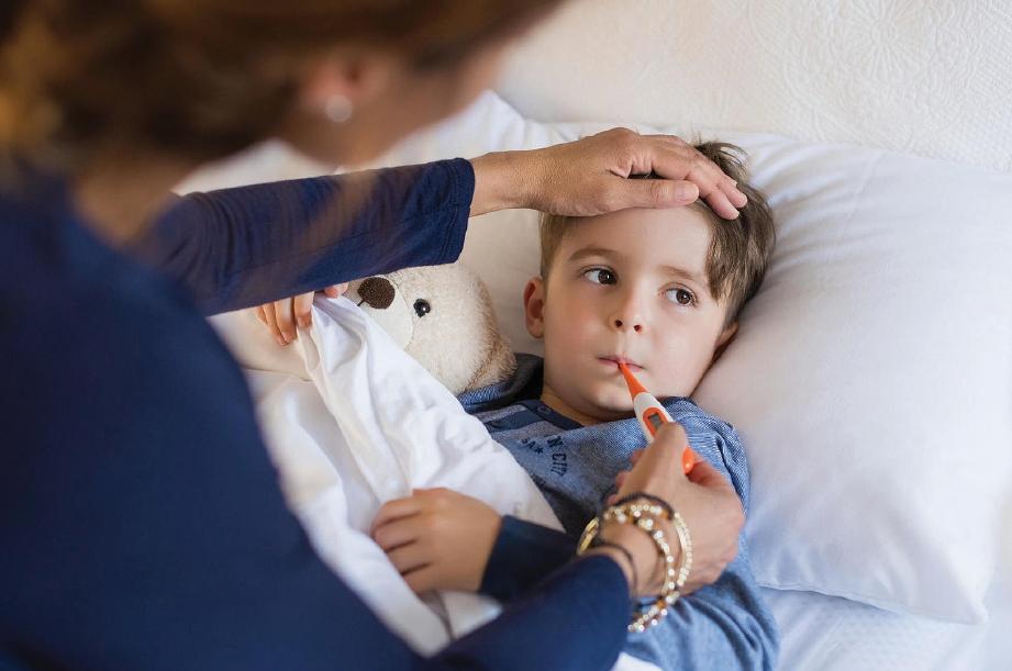 INFLUENZA boleh dicegah dengan vaksin.