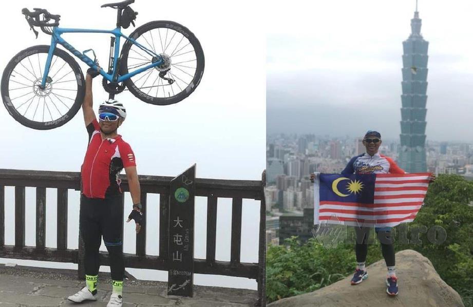 Mohammad Mos kini menetap di Taiwan.