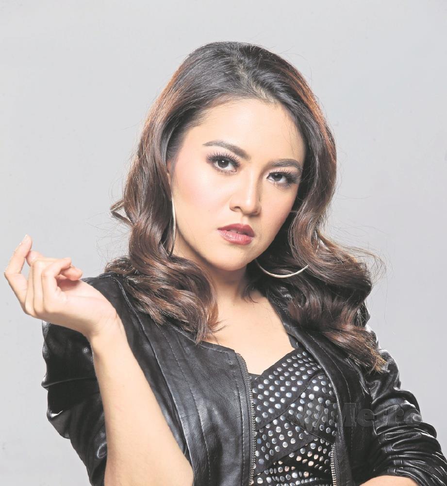 BABY Shima kini menetap di Indonesia sering ulang-alik ke Malaysia mempromosi single terbaru. FOTO: Halimaton Saadiah Sulaiman