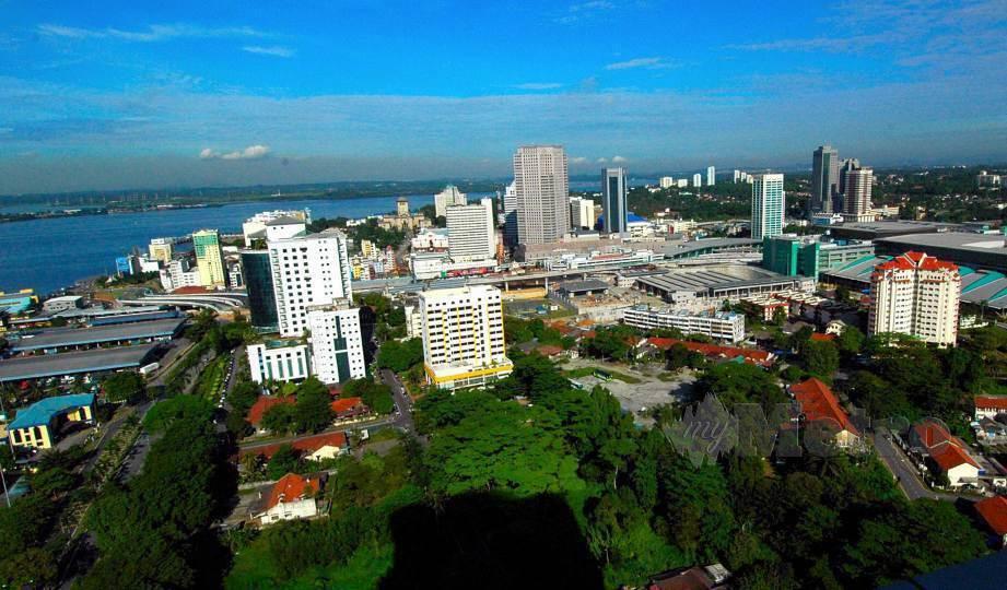 BANDARAYA Johor Bahru. FOTO Arkib NSTP