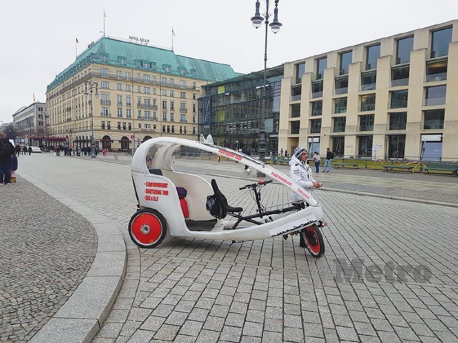 BECA moden Berlin.