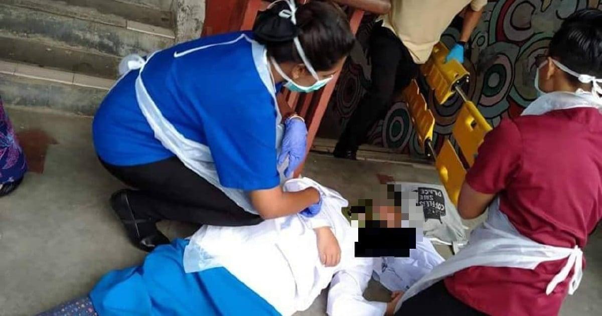 Pelajar perempuan dibelasah akibat ejek rakan sekolah