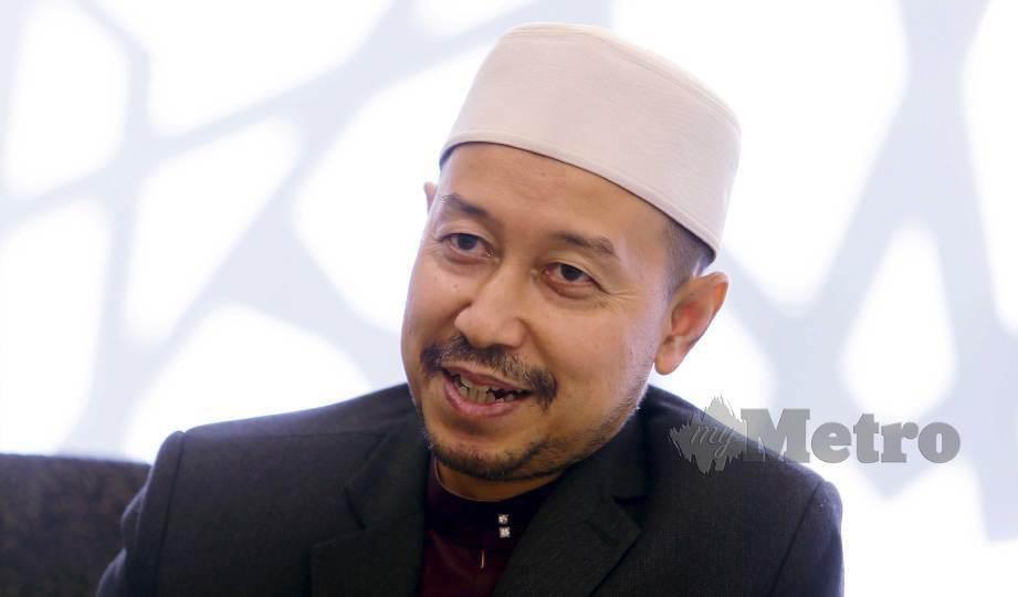DR Luqman Abdullah. FOTO Arkib NSTP