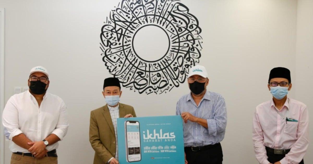 Aplikasi IKHLAS perkenalkan ciri baharu lebih mesra Muslim