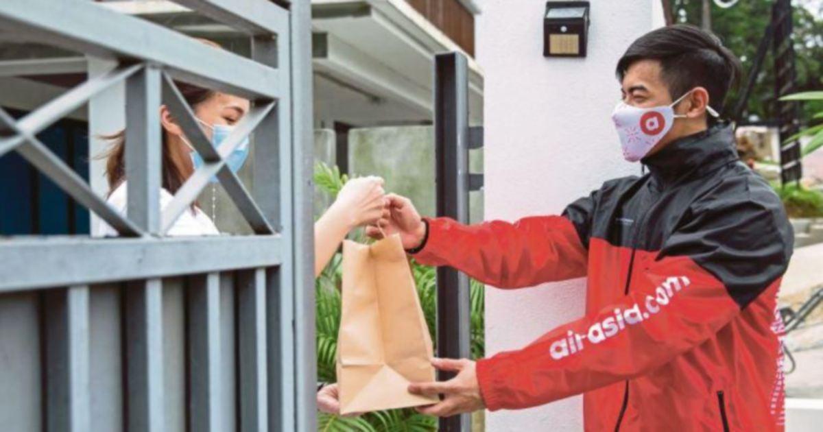 Airasia food tawar promosi 1 sen