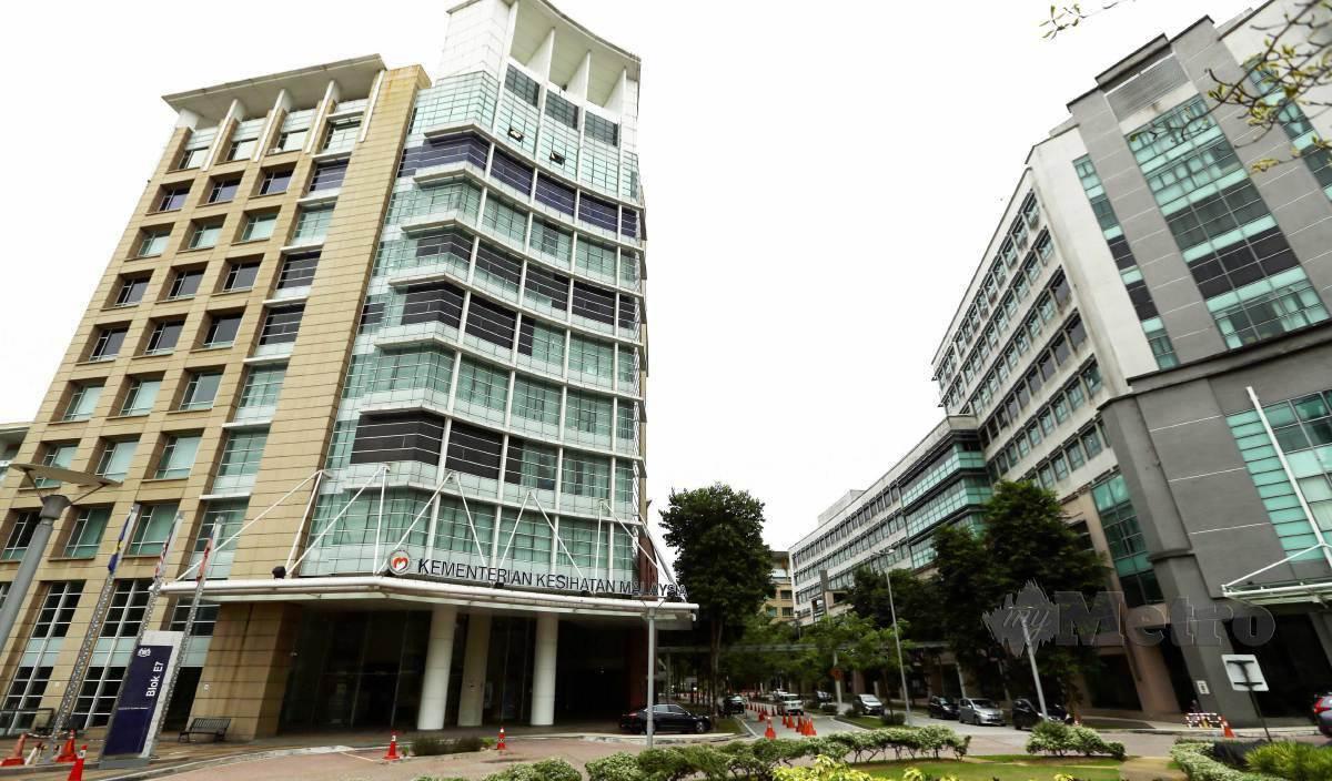 KEMENTERIAN Kesihatan Malaysia (KKM) berharap peruntukan lebih tinggi diberikan melalui Belanjawan 2021. FOTO Arkib NSTP