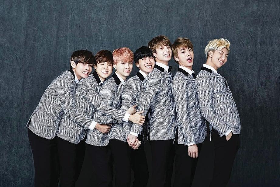 BTS Ke Anugerah Grammy