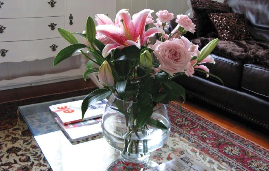 Dekorasi Hiasan Bunga