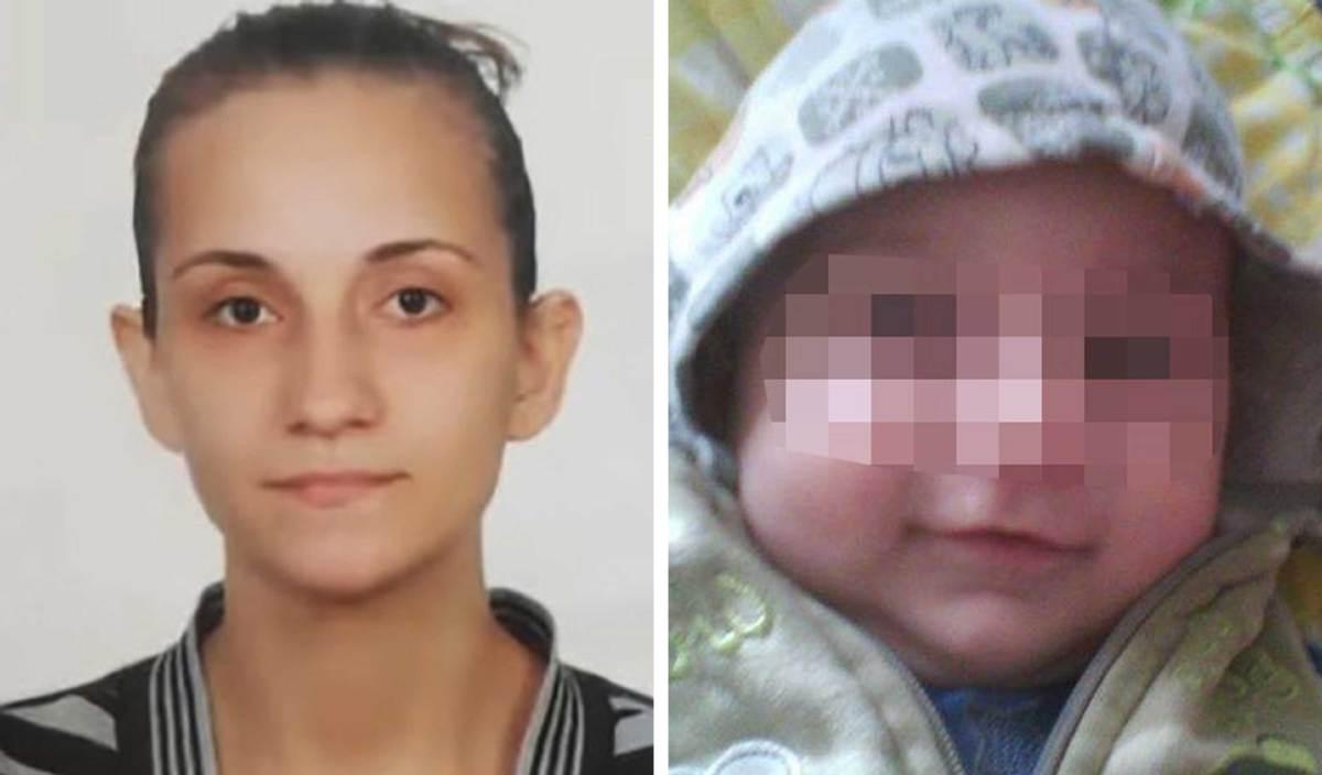 EZGI didakwa mendera anaknya, Eylul Mira. FOTO Agensi