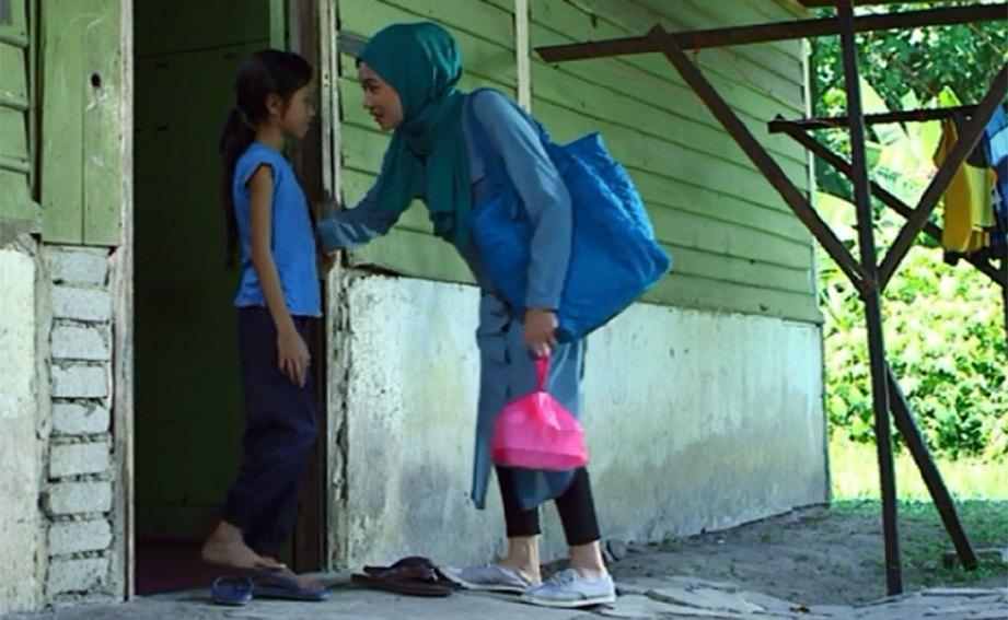 BARISAN pelakon berikan komitmen terbaik dalam siri Pinggan Tak Retak, Nasi Tak Dingin.