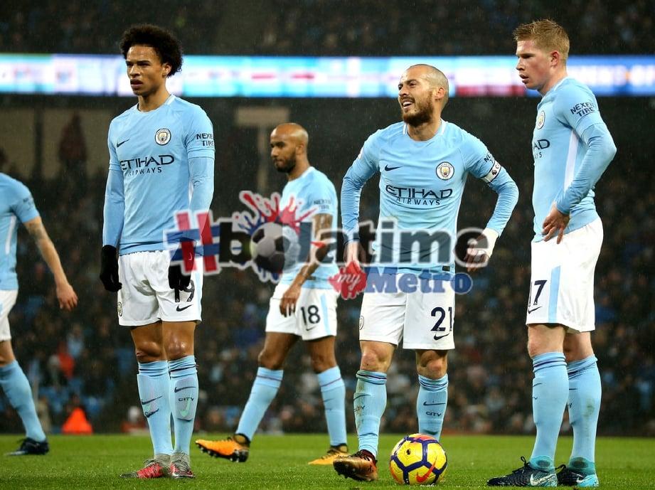 CITY harap dapat kembalikan sentuhan kemenangan berdepan Newcastle. -Foto Agensi