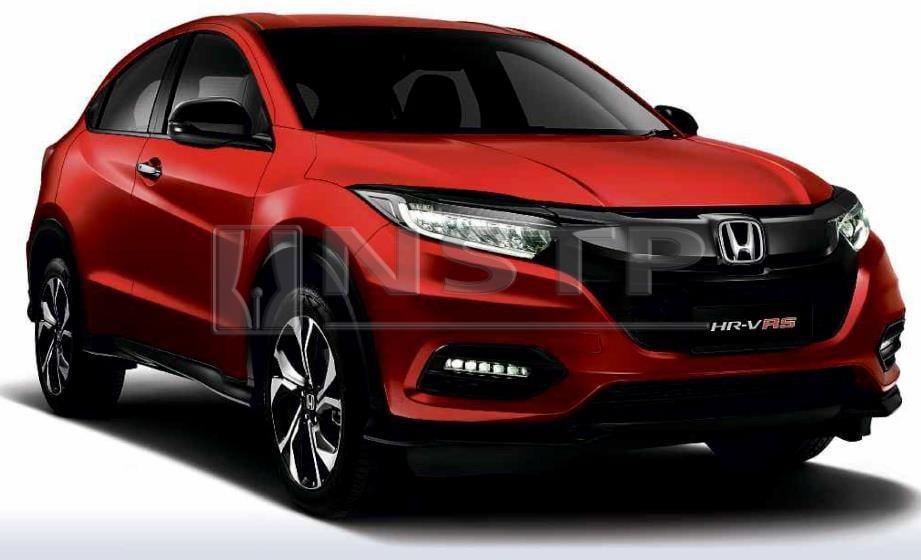 Honda HR-V Sport Hybrid i-DCD.