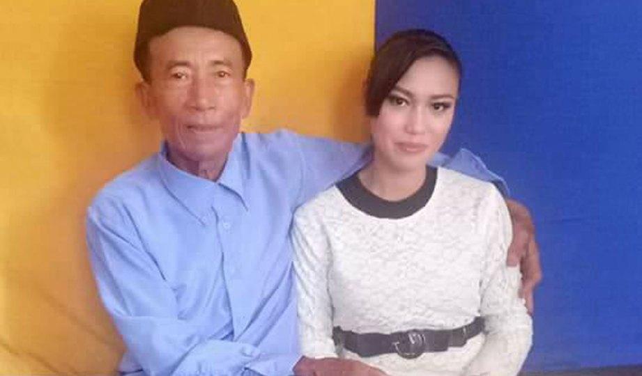Datuk usia 60 tahun nikahi gadis 17 tahun dengan mas kahwin RM91