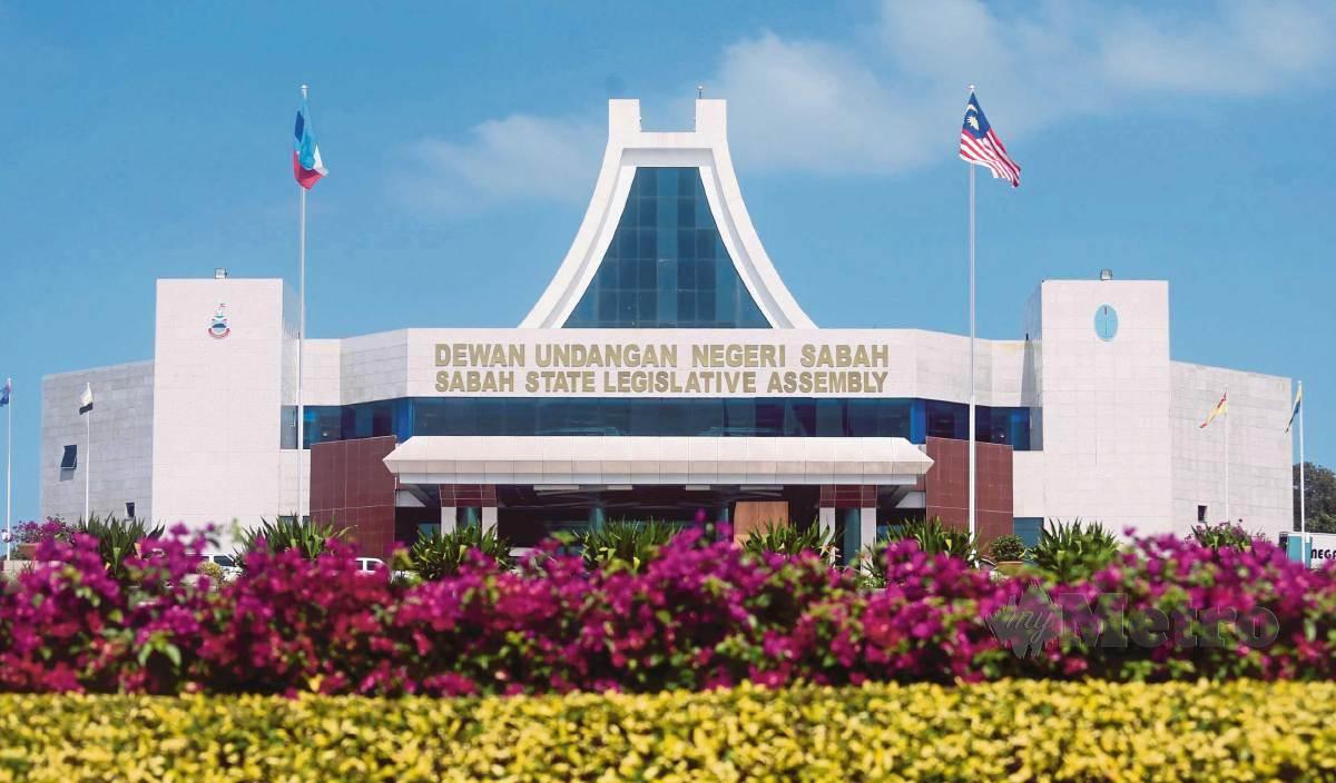DEWAN Undangan Negeri (DUN) Sabah. FOTO Arkib NSTP