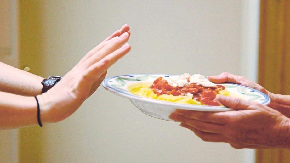 HILANG selera makan petunjuk kepada penyakit lain.
