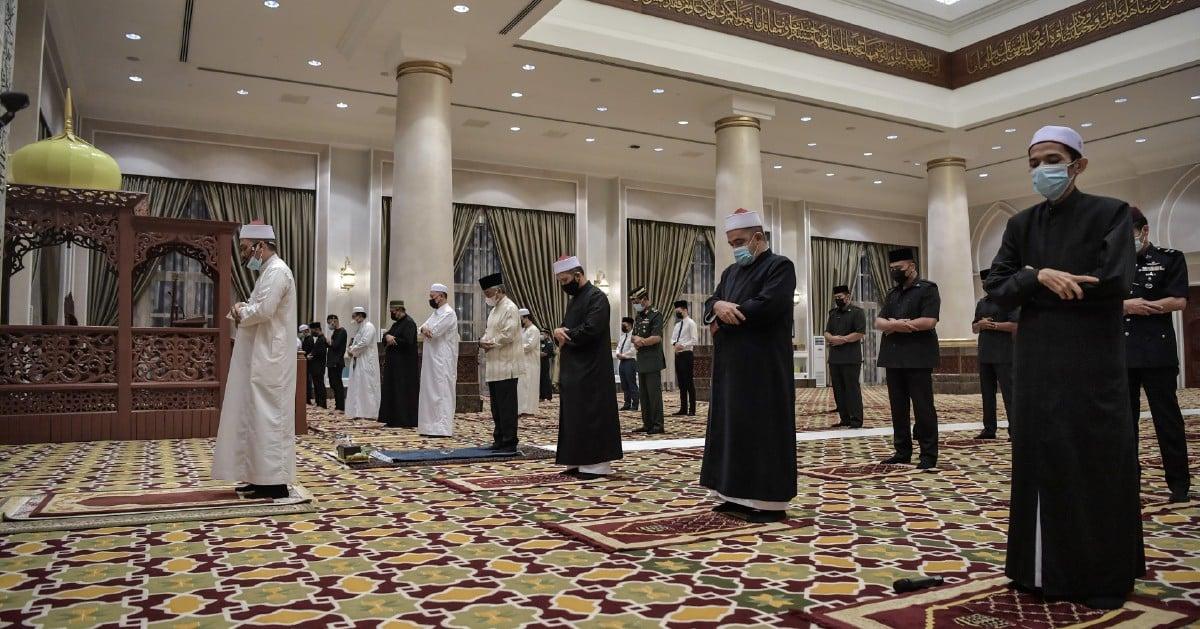 Solat hajat, doa Malaysia iringi jihad rakyat Palestin