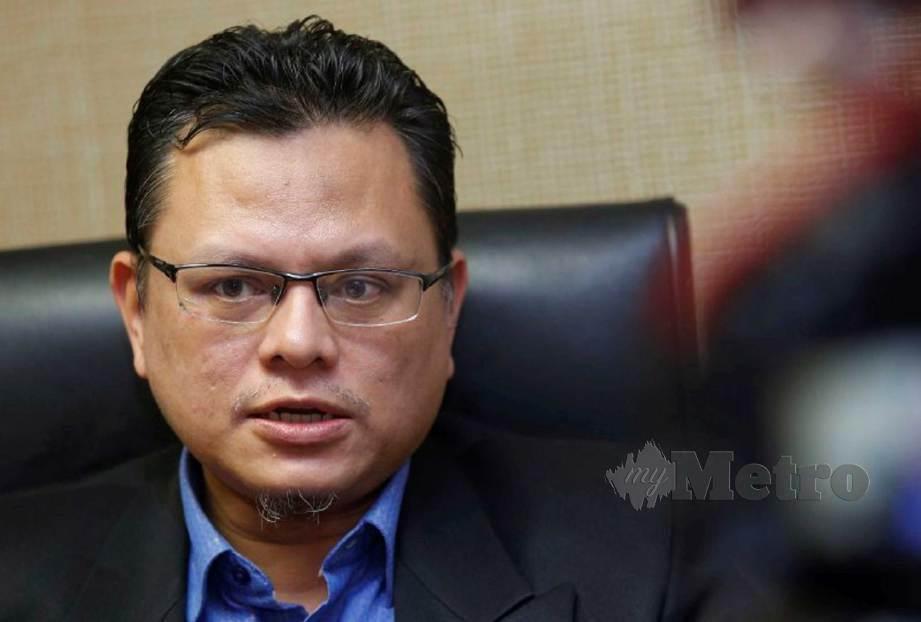 DR Muhammad Fathi Yusof. FOTO Supian Ahmad