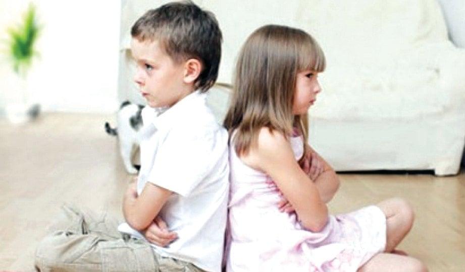 ADA sesetengah kanak-kanak yang mengalami perubahan sikap apabila berada di sekolah.