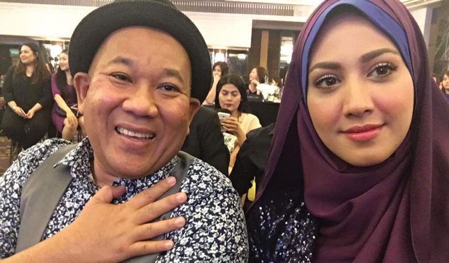 Fathia Enggan Komen Harian Metro