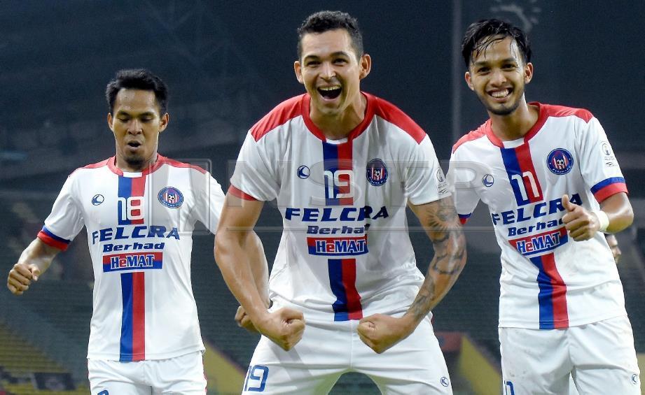 FELCRA FC dijangka terus beraksi musim depan. FOTO/NSTP