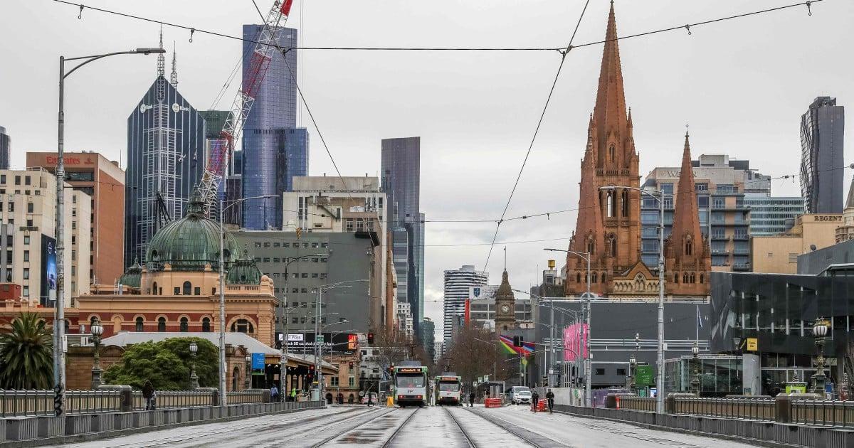 Melbourne kembali sunyi buat kali kelima