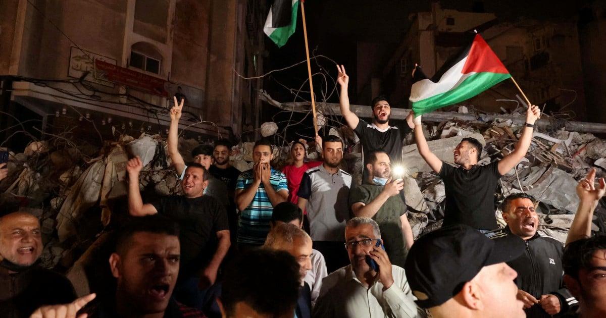 Israel dan Hamas umum gencatan senjata
