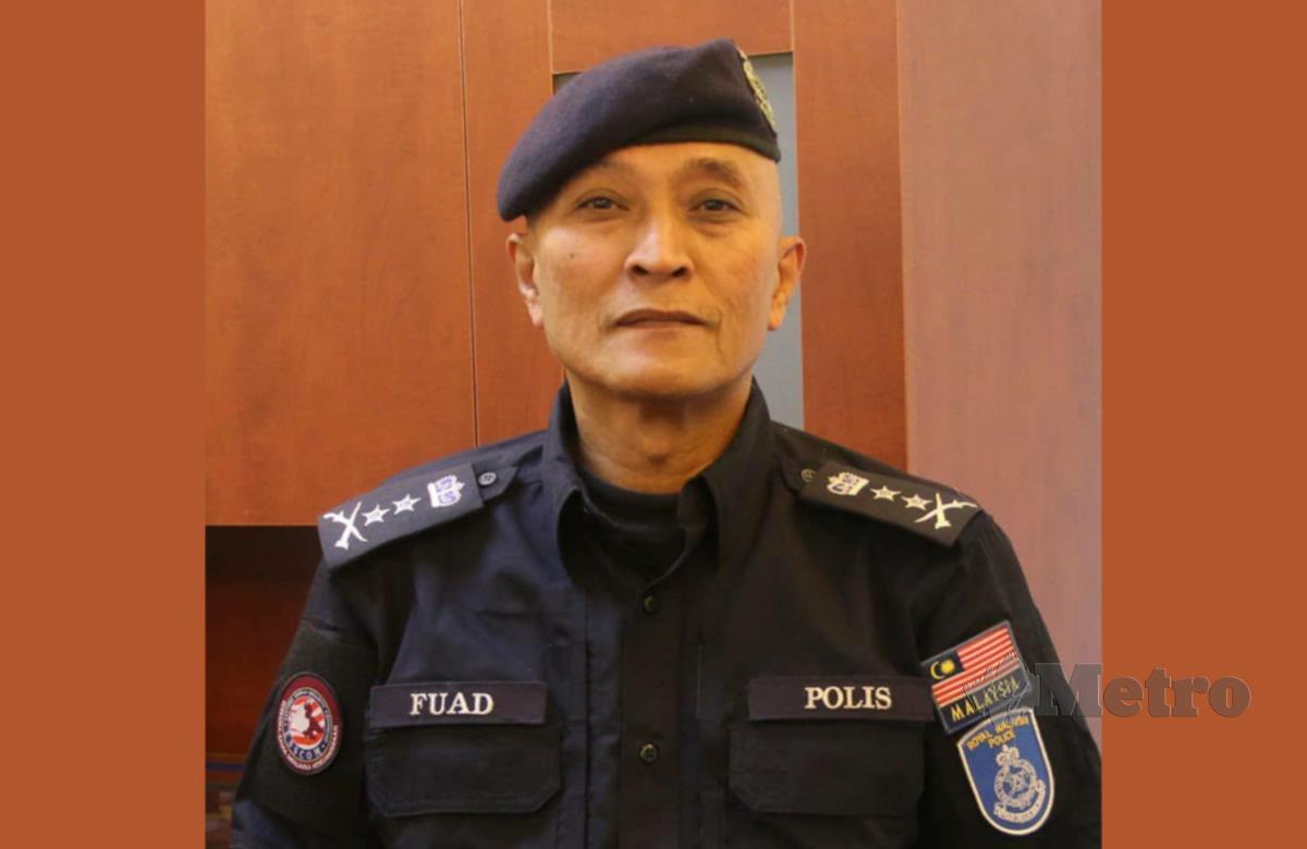 Komander ESSCOM, Datuk Ahmad Fuad Othman.