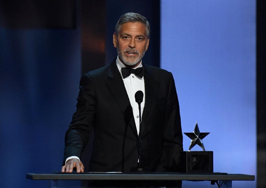 GEORGE Clooney. FOTO AFP