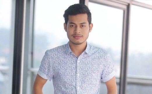 Syafie Gigih Demi Keluarga Harian Metro