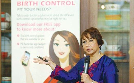 PILL Insight bantu wanita rancang kehamilan - Dr Jamiyah.