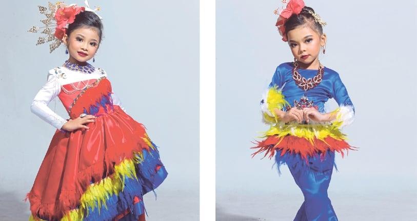 Fesyen Hari Kebangsaan Harian Metro