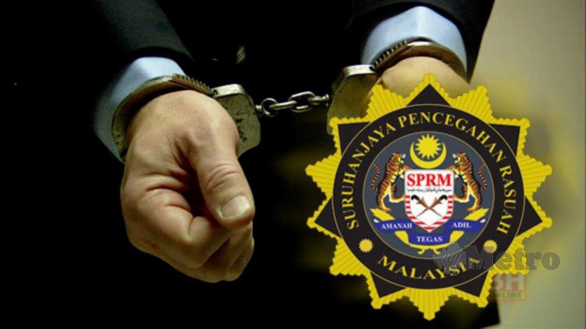SPRM tahan pegawai agensi kerajaan minta, terima rasuah