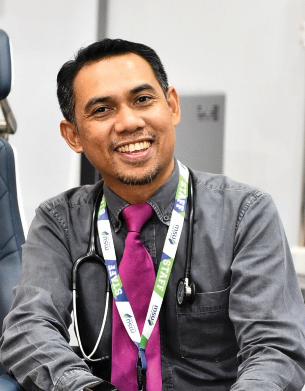 DR Nor Azmi