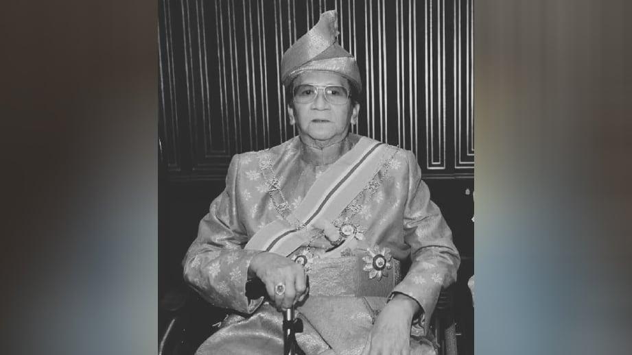 TENGKU Sri Laksamana Raja Tengku Sulaiman ibni Almarhum Sultan Ismail Nasiruddin Shah. FOTO ihsan Facebook Tengku Anis Suraya