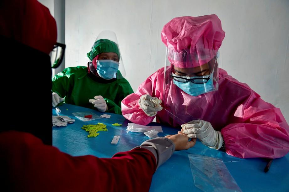 JUMLAH kehamilan tidak dirancang di Indonesia dijangka meningkat di tengah pandemik Covid-19.