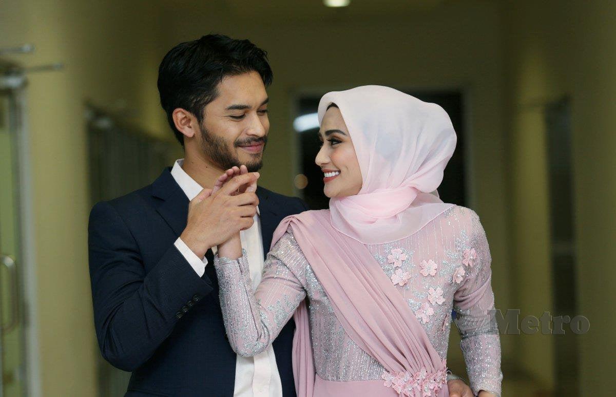 AERIL Zafrel dan Wawa Zainal. FOTO arkib NSTP