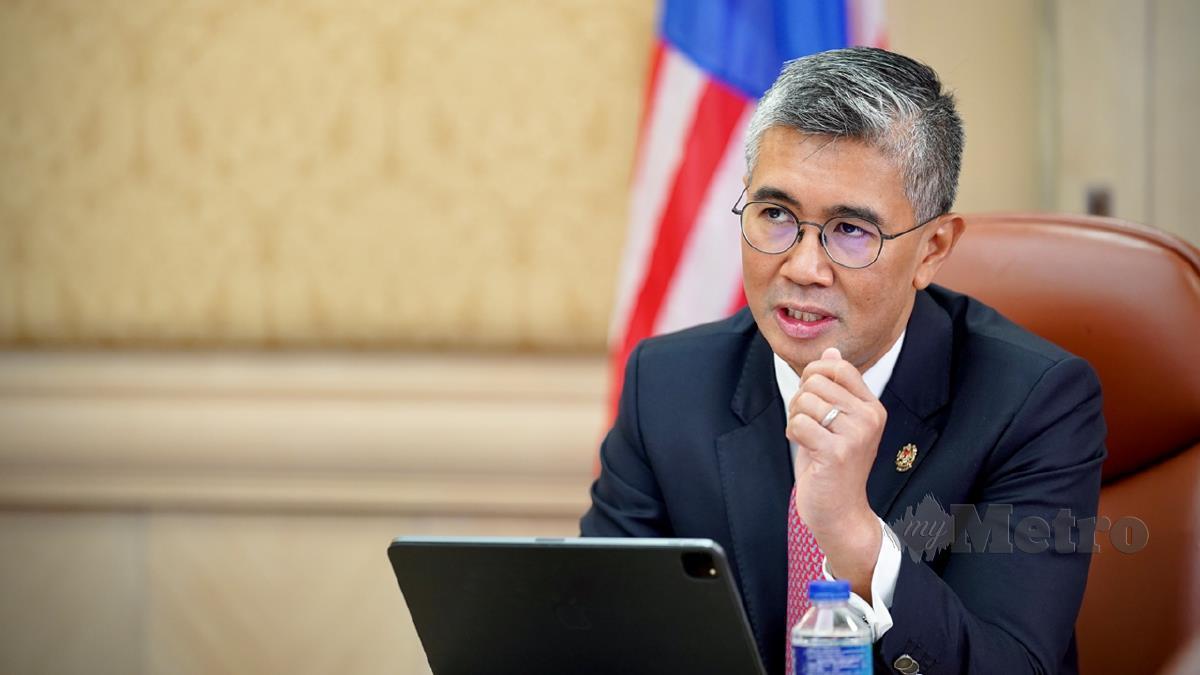 TENGKU Datuk Seri Zafrul Tengku Abdul Aziz.