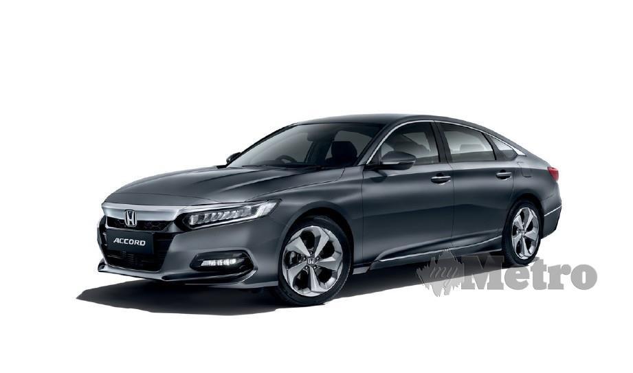 VARIAN 1.5L VTEC Turbocharged Premium (TC-P) adalah yang popular dalam kalangan penggemar kenderaan model segmen-D.